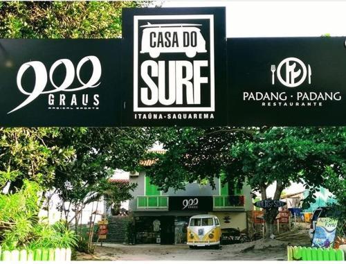 . Casa do Surf Itaúna