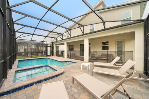 (FU2869) Storey Lake Home 7/5 Private Pool with Spa & Free Waterpark - image 5