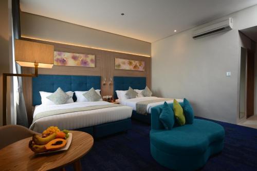 . Blue Lotus Hotel - Multiple Use Hotel