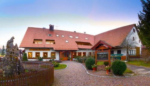 Hotel-overnachting met je hond in Stahlecker Hof - Lichtenstein