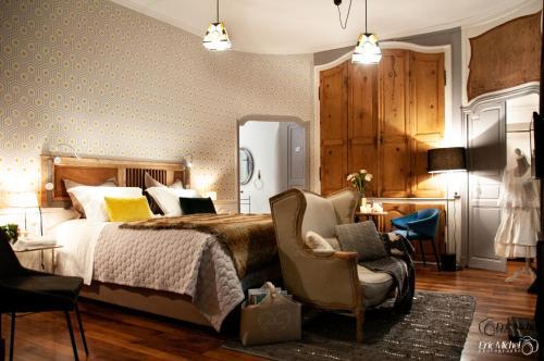 Suite la Pérouse - Hotel - Chambéry