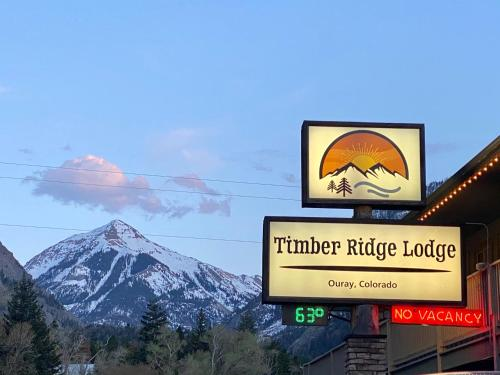 . Timber Ridge Lodge Ouray