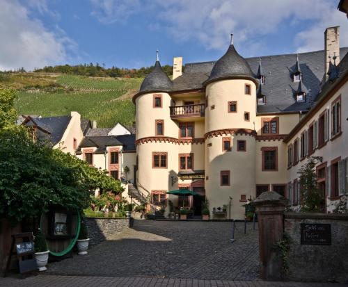 Kasteel-overnachting met je hond in Hotel Schloss Zell - Zell
