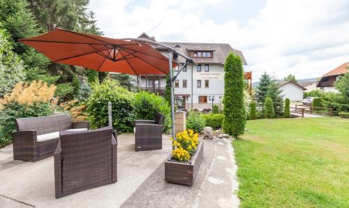 . Hotel Schöneck Garni - Schluchsee - Hochschwarzwald