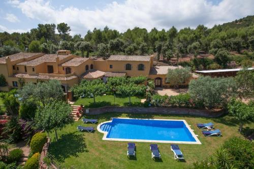 Regencos Villa Sleeps 16 Pool - Accommodation - Regencós