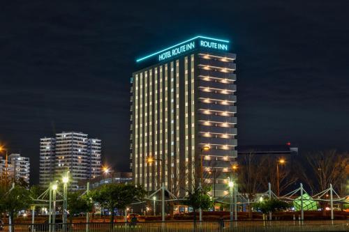 Hotel Route Inn Chiba Newtown Chuo Ekimae - Narita Airport Access Line