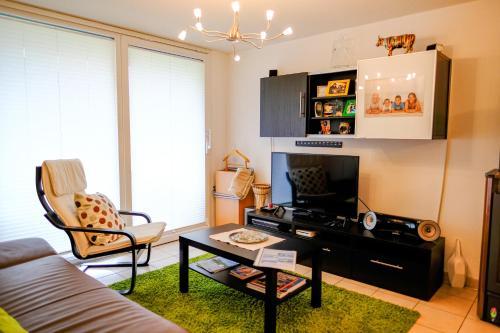 Chalet Fletschhorn - Apartment - Rosswald