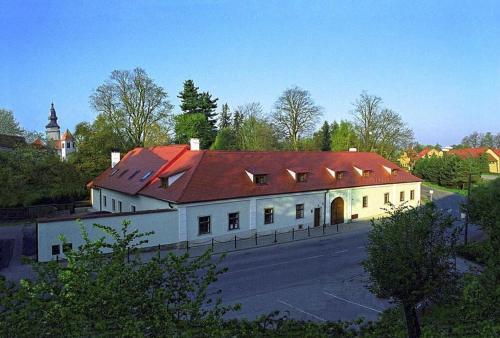 . Hotel U Hrabenky