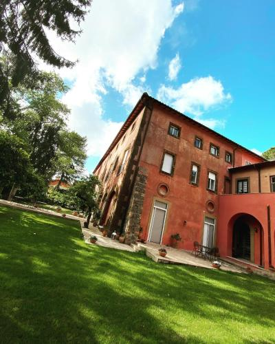 Hotel-overnachting met je hond in Guest House Villa Montalto - Grottaferrata
