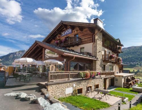 Mont Chalet Nevada - Hotel & Spa Livigno
