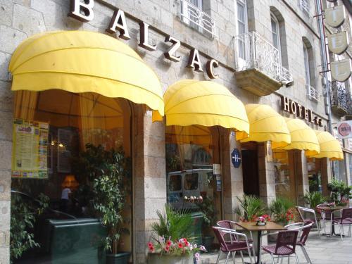Balzac Hôtel - Hôtel - Fougères