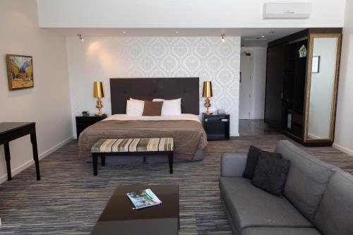 Braemar Lodge And Spa - Accommodation - Hanmer Springs