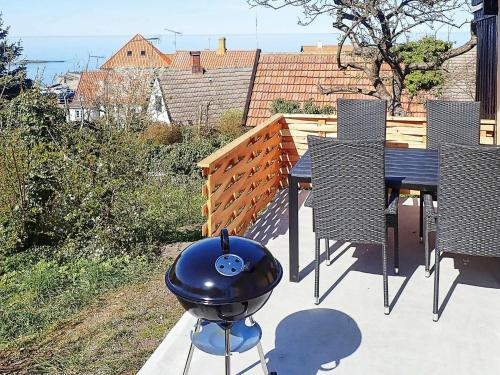 . Two-Bedroom Holiday home in Svaneke 1