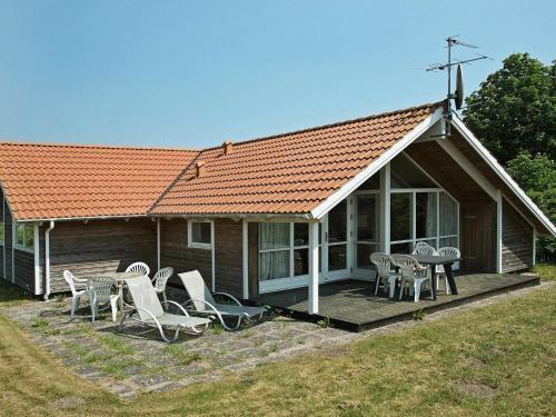 Four-Bedroom Holiday home in Bjert, Pension in Sønder Bjert bei Kolding