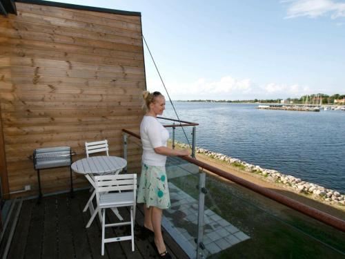 . Two-Bedroom Holiday home in Stege 3
