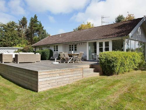 . Three-Bedroom Holiday home in Vejby 8