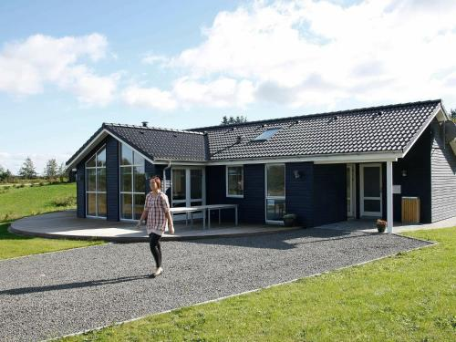 . Four-Bedroom Holiday home in Skals 1