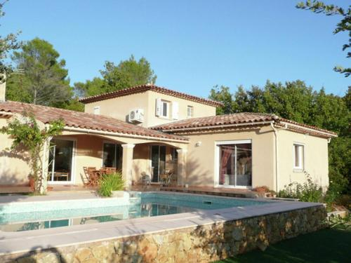 . Beautiful Holiday Home in Cotignac France with Swimming Pool