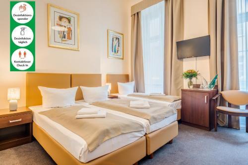 Upper Room Hotel Kurfürstendamm, Charlottenburg