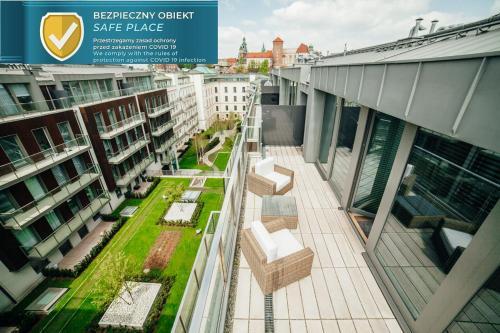 . Avesa Luxury Apartments by Wawel Castle