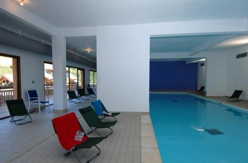 Résidence Odalys Pra Sainte Marie - Accommodation - Vars