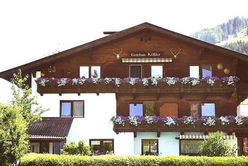 Gästehaus Kössler - Accommodation - Tulfes