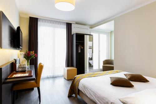Hôtel Bellerive, Pension in Lausanne