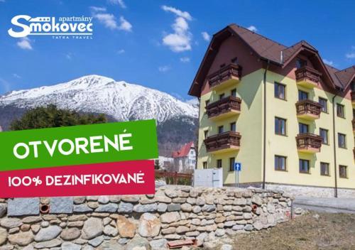 . Apartmanový Dom TatraTravel Smokovec