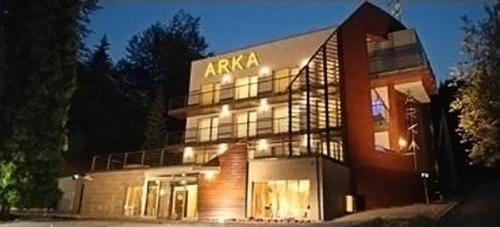 . Hotel Arka Spa