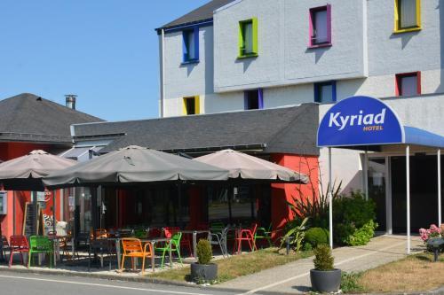 Kyriad Rennes Sud - Chantepie - Hôtel - Chantepie