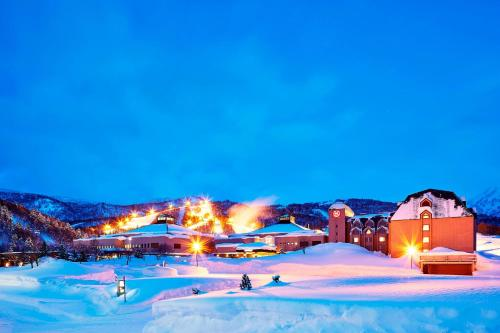 Sheraton Hokkaido Kiroro Resort - Accommodation - Akaigawa