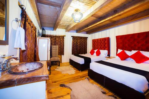 . Capital O Cabañas y Hotel El Rincón