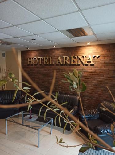 . Hotel Arena