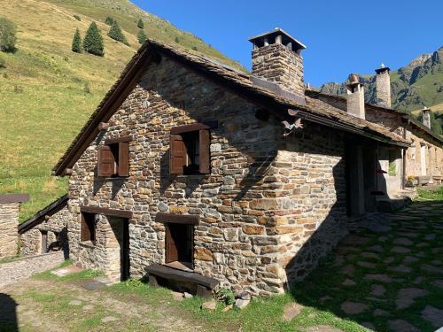 Baita Mirellina - Case di Viso - Chalet - Ponte di Legno