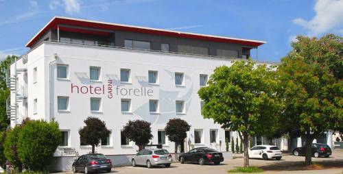 . Hotel Forelle Garni