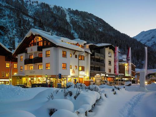 Aparthotel Acksteiner St. Anton am Arlberg