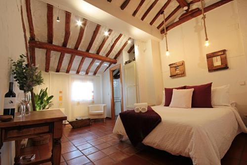 Accommodation in Clavijo