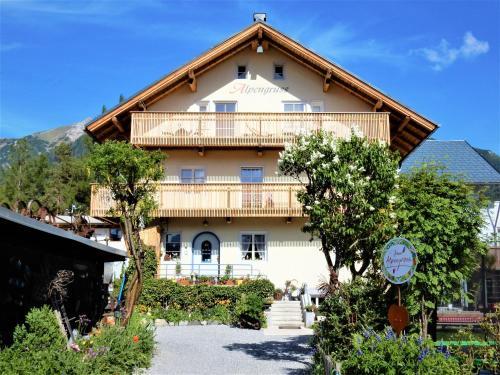 Haus ALPENGRUSS 430110 Seefeld