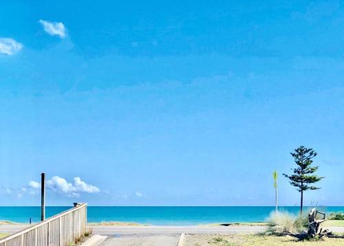 Accommodation in Otaki Beach