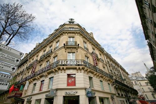 Royal saint michel h tel 3 boulevard saint michel 75005 for Hotel design sorbonne paris 6 rue victor cousin 75005