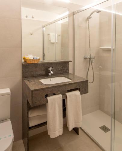 Habitación Individual con parking gratuito Hotel Real Colegiata San Isidoro 5
