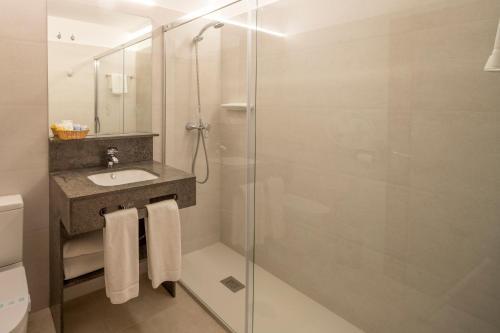 Habitación Doble con aparcamiento gratuito - 1 o 2 camas Hotel Real Colegiata San Isidoro 6