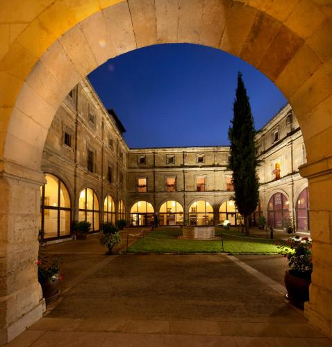 Habitación Individual con parking gratuito Hotel Real Colegiata San Isidoro 10