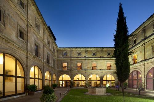 Habitación Individual con parking gratuito Hotel Real Colegiata San Isidoro 9