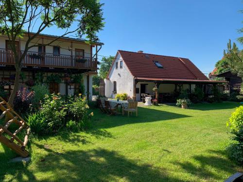 Rybářská Bašta Vikletice - Apartmány a bungalovy - Nechranická přehrada