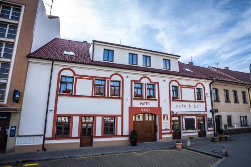 Accommodation in Přeštice