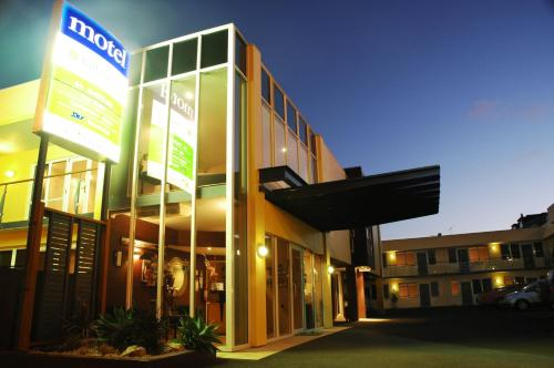 Harbour City Motor-Inn&Conference - Accommodation - Tauranga