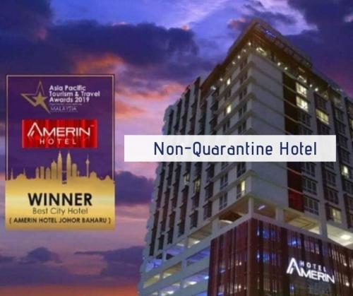 . Amerin Hotel Johor Bahru