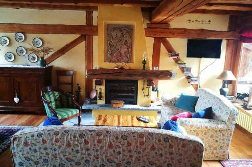 Bilivelli in antica baita nel cuore di Pragelato - Apartment