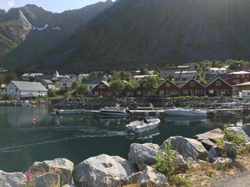 Kaikanten Gryllefjord